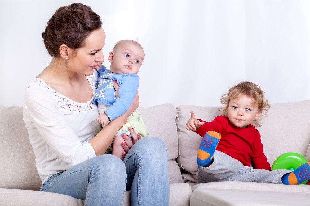 Что дает рождение второго ребенка