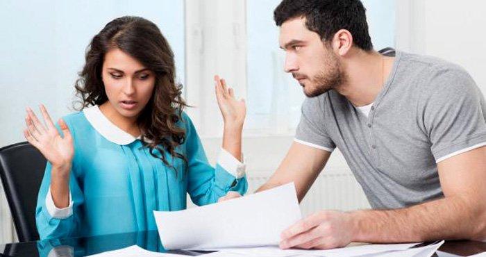 Могут ли долг по кредиту жены взыскать с мужа и наоборот{q}