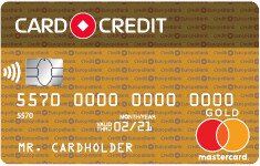 Кредитная карта CARD CREDIT GOLD - кредитная карта от компании КРЕДИТ ЕВРОПА БАНК