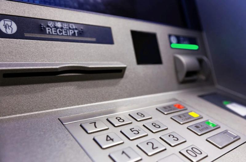 Не удалось снять деньги из-за того что банкомат зажевал карточку