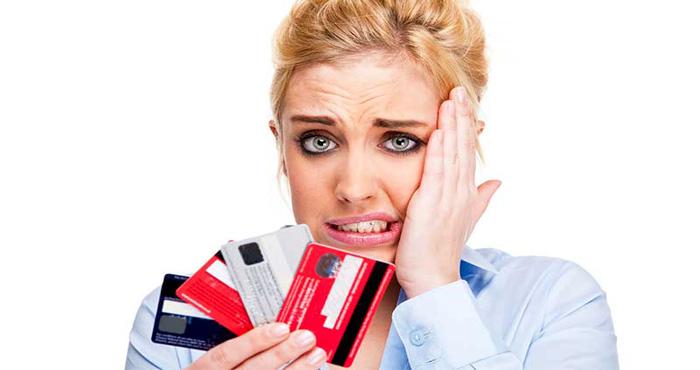 просрочка по кредитной карте что делать
